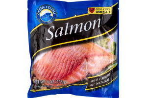 Ocean Eclipse Salmon