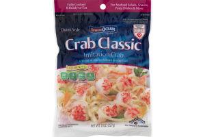 TransOcean Crab Classic Imitation Crab Chunk Style