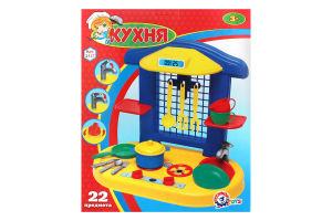 Іграшка Кухня 2 ТехноК