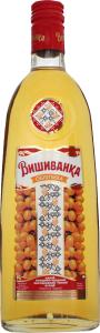 Напій 0.5л 14% плодово-ягідний зброджений тихий білий Вишиванка Обліпиха пл