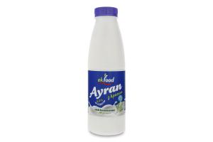 Напій кисломолочний 0.8% з кропом Aйран Ekfood п/пл 500г