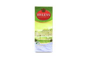 Чай зелений з м'ятою Hyleys пакет з/я 25*2г
