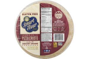 Smart Flour Foods Pizza Crusts Original - 2 CT