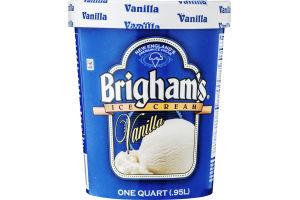 Brigham's Ice Cream Vanilla