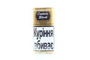 Табак трубковый Gold Capitan Black 42,5г