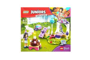 LEGO® Juniors Вечеринка Эммы для питомцев 10748