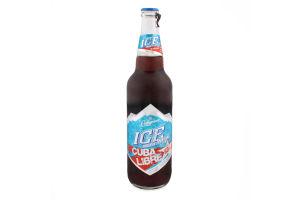 Пиво специальное 0.5л 6% темное Ice Cuba Libre Славутич бут