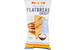 Primizie Thick Cut Crispbreads Simply Salted