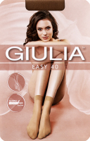 Шкарпетки жіночі Giulia Easy 40den 23-25 daino 2пари