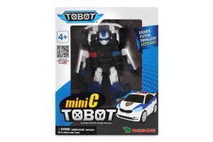 Іграшка-трансформер для дітей від 3років №301023 MiniC Tobot 1шт
