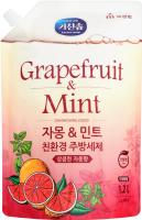 Засіб миючий для посуду Grapefruit&Mint Mukunghwa 1.2л
