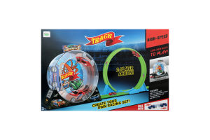 Набор игрушечный Гонки инерционные D2