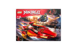 LEGO® NINJAGO™ Катана VII.Погоня на лодке 70638