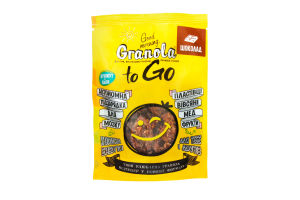 Завтрак сух с шок Granola Good morn 140г