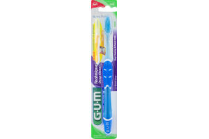 GUM Technique Deep Clean Deep Cleaning Between Teeth Toothbrush