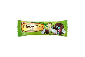 Батончик витаминизированный кокосовый в молочной глазури Пітер Пен м/у 40г