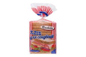 Хлеб для сэндвичей пшеничный Bochito м/у 0.4кг