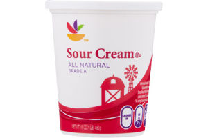 Ahold Sour Cream