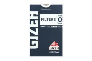 Фільтр Gizeh для сигарет (100 шт)