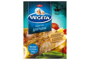 Приправа для риби Natur Vegeta м/у 20г