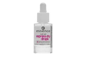 Сушка для ногтей Express dry drops Essence 8мл