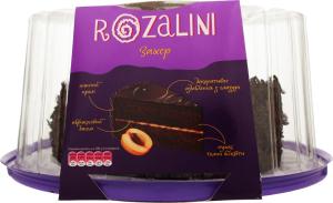 Торт бісквітний Захер Rozalini 0,95кг