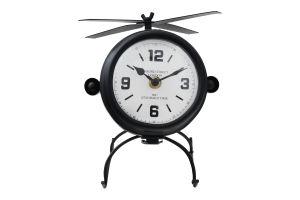 Часы настольные Вертолет металический в ассорт Y*1
