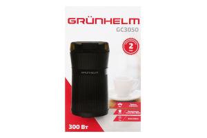 Кофемолка электрическая 300 Вт GС3050 Grunhelm 1шт