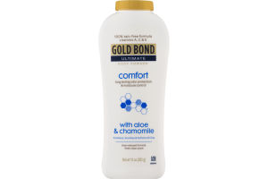 Gold Bond Ultimate Body Powder Comfort with Aloe & Chamomile