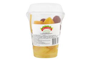 Фруктовий мікс Vita Verde ананас-виноград-манго 200г