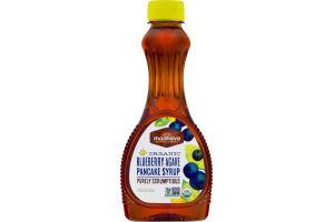 Madhava Organic Blueberry Agave Pancake Syrup