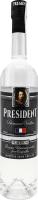 Горілка 0.5л 40% Platinum President пл