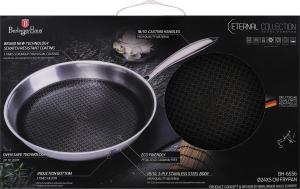 Сковорода з нержавіючої сталі 1.7л №ВН-6556 Berlinger Haus 1шт