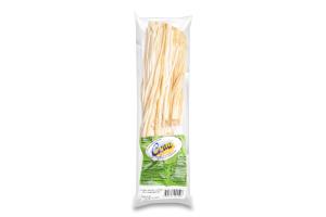 Сир 45% копчений соломка Сулугуні Скай кг
