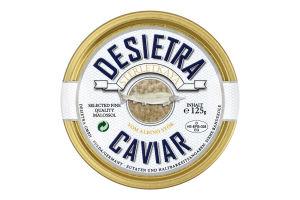 Ікра стерляді Альбіно Desietra з/б 125г