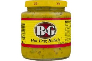 B&G Hot Dog Relish