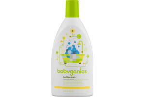 Babyganics Bubble Bath Chamomile Verbena