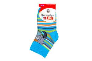 БЧК Шкарпетки дитячі 3081, р.13-14, 449 бірюза 1 шт