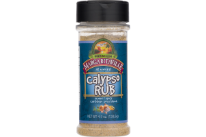 Margaritaville Calypso Rub