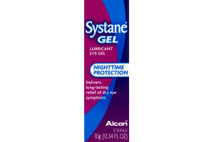 Systane Gel Lubricant Eye Gel Nighttime Protection