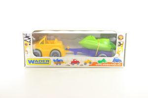 Игрушка Wader Автомобиль Kid cars sport арт.52600