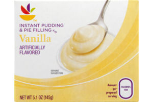 Ahold Instant Pudding & Pie Filling Vanilla