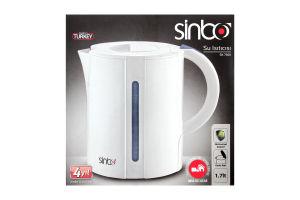 Чайник Sinbo SK7360