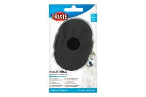 Щетка д/животных Trixie с шариками 7*12см 2330