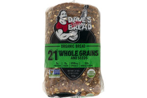 Dave's Killer Bread Organic 21 Whole Grains and Seeds