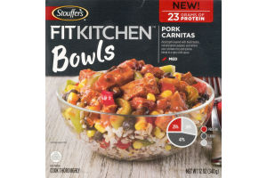 Stouffer's FitKitchen Bowls Pork Carnitas