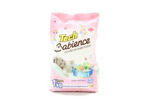 Порошок для прання дитячих речей LG Tech Babience 1кг