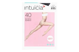 Колготки жіночі Intuicia Effect 40den 2 black