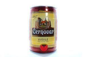 Пиво 5л 4.9% светлое Cernovar ж/б