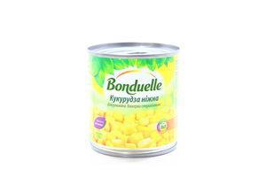 Кукуруза нежная консервированная Bonduelle ж/б 170г